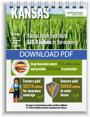Download Kansas Crop Insurance Fact Sheet | Town & Country Agribusiness