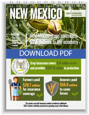 Download New Mexico Crop Insurance Fact Sheet | Town & Country Agribusiness